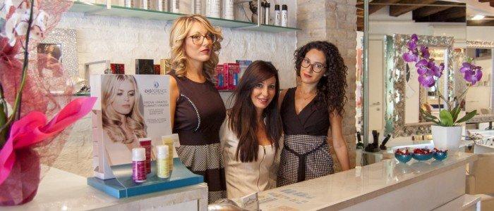 Salone Glamour Parrucchieri Mirano Team