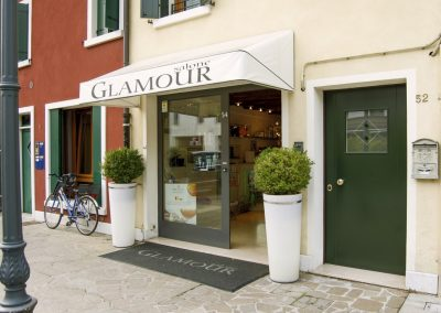 Ingresso Salone Glamour MIrano