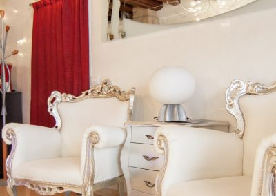 Salone Parrucchiere Glamour lobby