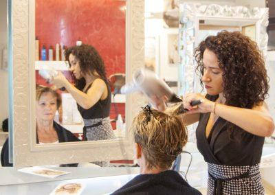 Salone Parrucchiere Glamour Phon