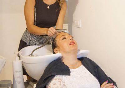 Salone Parrucchiere Glamour Shampoo