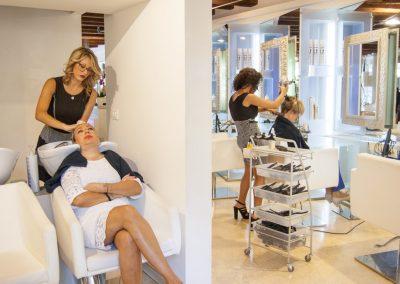Salone Parrucchiere Glamour Chiara e Viviana