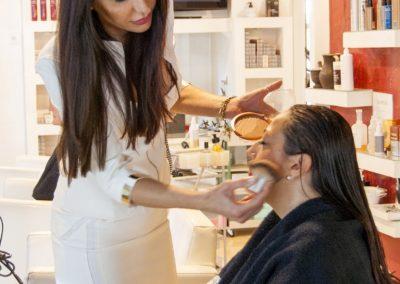 Salone Parrucchiere Glamour trucco