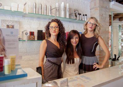 Salone Parrucchiere Glamour Team